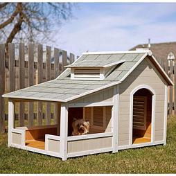 Будка для собаки LONDON 60х120см