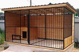 Вольер для собаки 250х400см