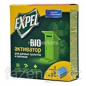 Средство для септиков Expel 4 таблетки(6м3)