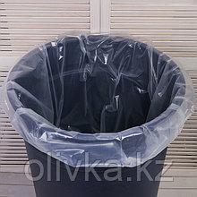 Мешок, вкладыш в бочку, 250 литров, 118 × 165 см, 100 мкм