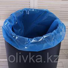 Мешок, вкладыш в бочку, 250 литров, 118 × 165 см, 100 мкм, обработка от цветения воды