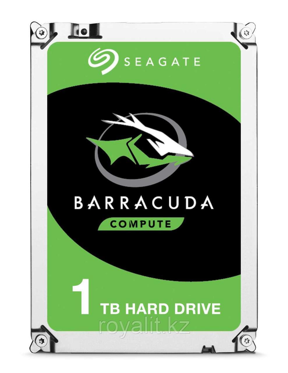 Жесткий диск HDD 1Tb Seagate Barracuda ST1000DM010