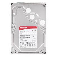 Жёсткий диск HDD 4 Tb SATA 6Gb/s Toshiba X300