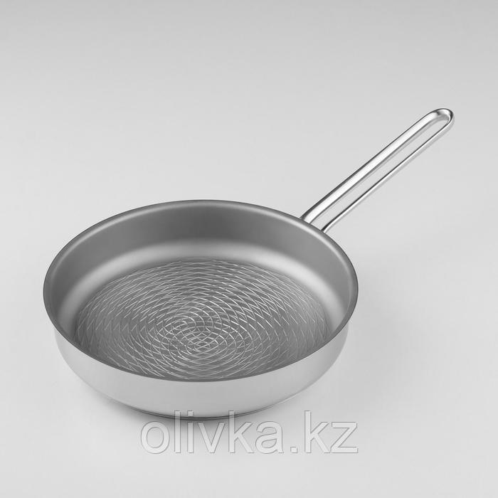 Сковорода-гриль «Гурман. Классик», d=20 см