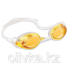 Очки для плавания SPORT RELAY, от 8 лет, цвета МИКС, 55684 INTEX