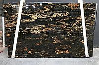 Гранит Titanium Gold, черный