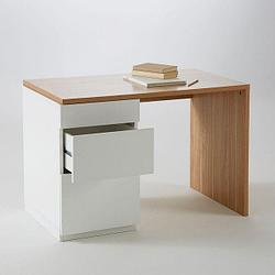 Офисный стол с выдвижными ящиками