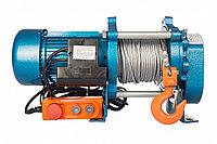 Лебедка электрическая KCD 1000 кг 70м 380В