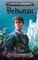 Книга «Ведьмак: Крещение огнем. Башня Ласточки»(#5, #6), Анджей Сапковский, Твердый переплет