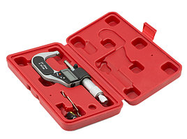 Микрометр 0-25 мм, 0,001 мм, электронный, нерж. сталь.