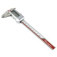 Штангенциркуль 200 мм, 0.01 мм, электронный, нерж. сталь