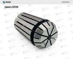 Цанга ER20, диаметр 1 мм