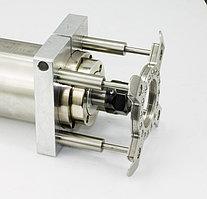 Прижим листового материала на шпиндель 80 мм