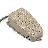 Переключатель ножной алюминиевый (педаль) LFS-2, 250 В, 10 А