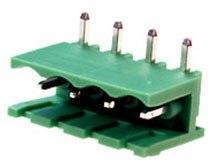 2EDGR-5.08-04P - разъем клеммника для установки на плату, угловой