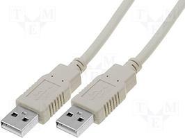 Кабель USB-USB 1.4 м