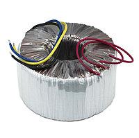 Трансформатор тороидальный KY1200-MT01, 1200 ВА, выход 20, 48, 68 В.