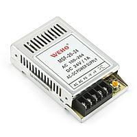 Импульсный блок питания MSF-20-24, напряжение 24 В, ток до 1.0 А, мощность 20 Вт