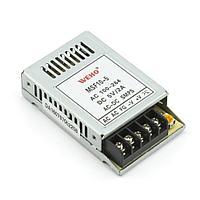 Импульсный блок питания MSF-10-12, напряжение 12 В, ток до 1.0 А, мощность 10 Вт