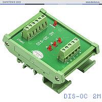 DIC-OC2CH FR:2M конвертер дифференциальных сигналов в однофазные