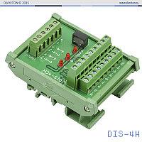 DIS-4CH разветвитель дифференциальных сигналов