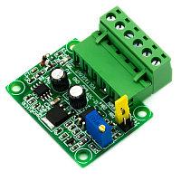 Конвертер ШИМ-напряжение 0..10 В для управления скоростью вращения шпинделя.