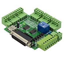 Плата интерфейсная DXB-55 с опторазвязкой входов