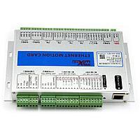 Контроллер MK4-ET 4-осевой mach3 Ethernet