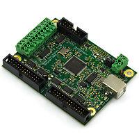 Контроллер ЧПУ SmoothStepper USB, для Mach3
