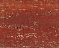 Травертин Persian Dark Red (Красный травертин)