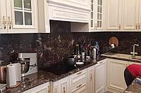 Столешница для кухни каменная