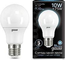 102502210 Лампа Gauss 10W E27 4100K