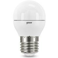 105102207 Лампа Gauss Globe 6.5W E27 4100K