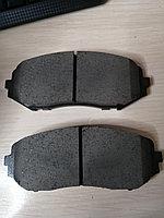 Колодки тормозные дисковые передние, комплект для Suzuki Grand Vitara 2005-2012, KASHIYAMA