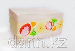 Сквиш фруктовая пироженка
