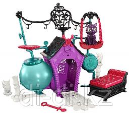 Mattel Куклы Monster High набор Monster High Тайное логово питомцев Secret Creepers Crypt BDF06