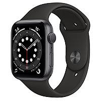 Apple watch 6 44mm, Black, Blue