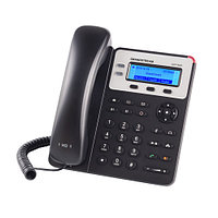 GXP1625 Grandstream GXP1625, Small-Medium Business HD IP Phone, 2 line keys with dual-color LED,dual
