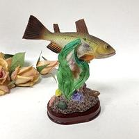 Статуэтка «Рыбка в водорослях»