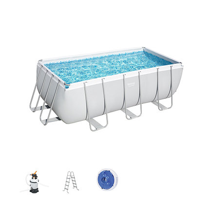 Каркасный бассейн Bestway 56457, фото 2
