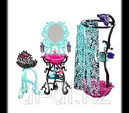 Mattel Куклы Monster High Душевая Лагуны Блю Lagoona Blue Shower and Vanity playset BBV01 / Y7715