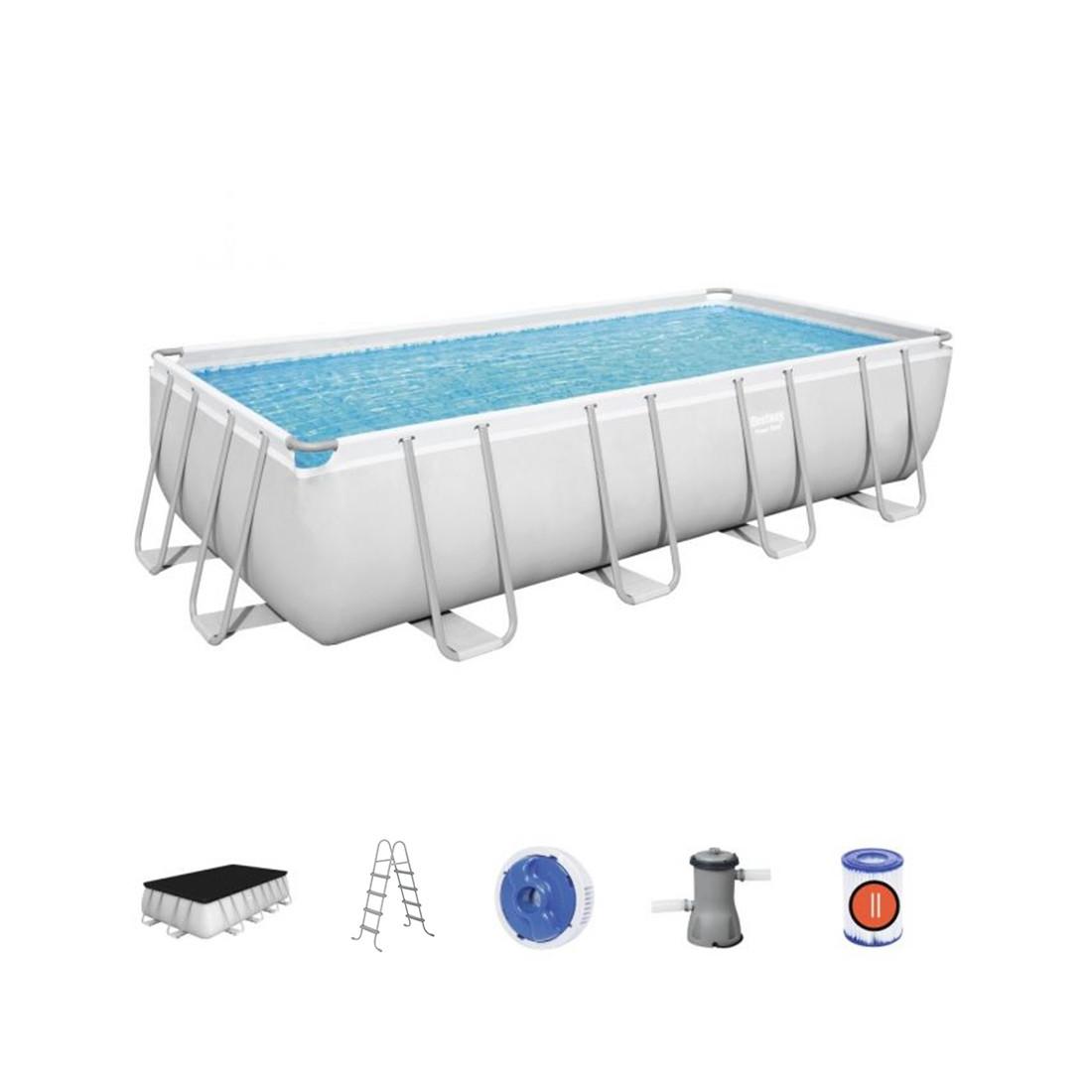 Каркасный бассейн Bestway 56670
