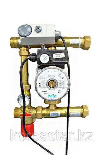Модуль смесительный WATTS IsoTherm с насосом 25/6 с электронным управлением