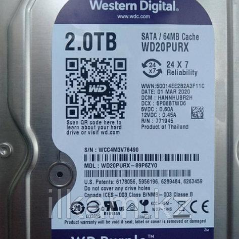 Жёсткий диск HDD 2TB, фото 2