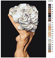 Картина по номерам красками 80*100см без подрамника