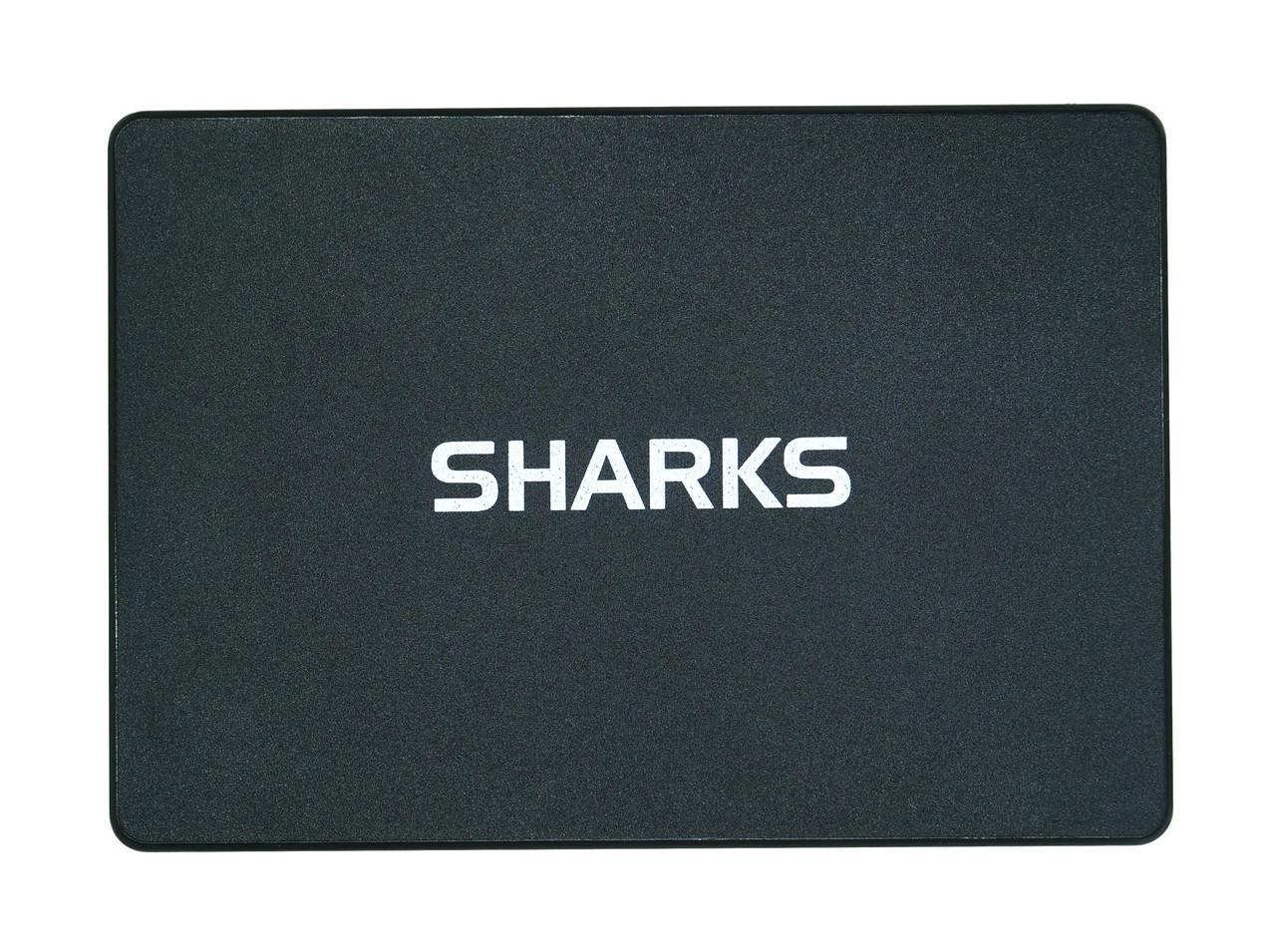 SSD накопитель SHARKS 120 GB