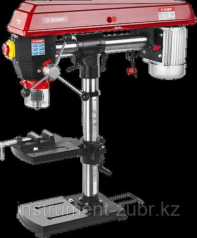 Радиально-сверлильный станок ЗУБР 550 Вт, 16 мм, фото 2