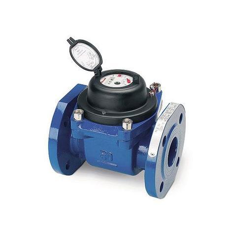 Счетчик воды турбинный Миномесс СВТХ/WPH-N-K 225мм Ду80, фото 2