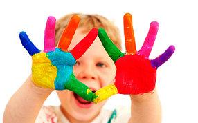 Развивающие творческие детские игры