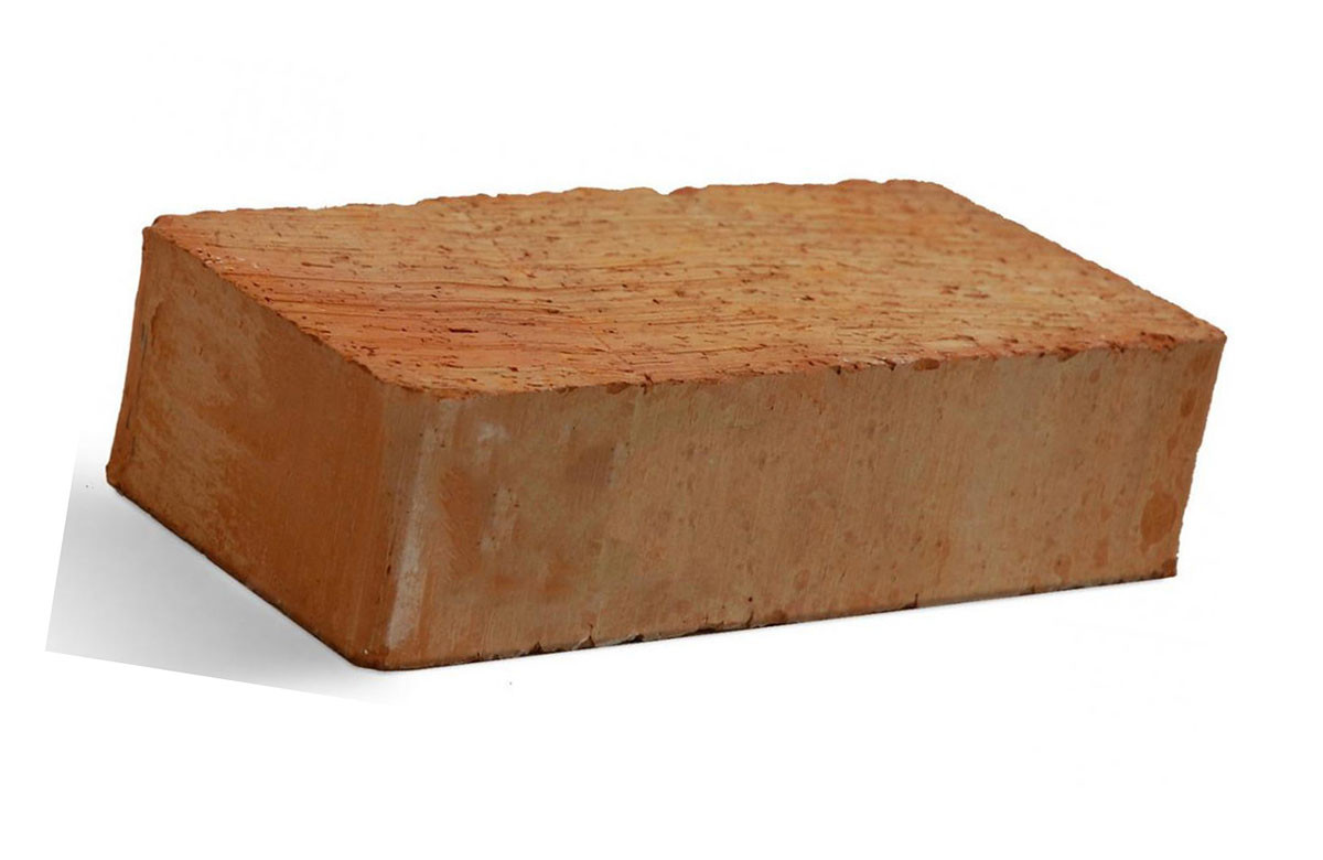 Кирпич строительный рядовой полнотелый